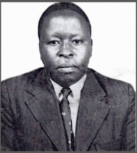 A picture of the late Mr Halubobya